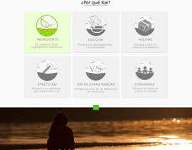 #15 for Design a Website Mockup (UI) by irfannosh
