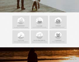 #8 for Design a Website Mockup (UI) by colorgraphicz