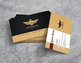 Nro 144 kilpailuun Business card for prestige car showroom using existing Logo käyttäjältä dhaka2008