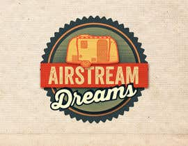 #243 untuk Logo Design for Airstream Dreams oleh CaluCalei855