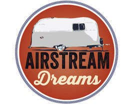 #305 untuk Logo Design for Airstream Dreams oleh miloguy