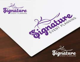 nº 15 pour Design a Very Professional logo ( I Will Award Fast) Signature Event Planning par harishjeengar