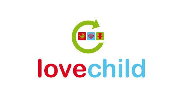 Bài tham dự cuộc thi #196 cho Logo Design for 'lovechild'