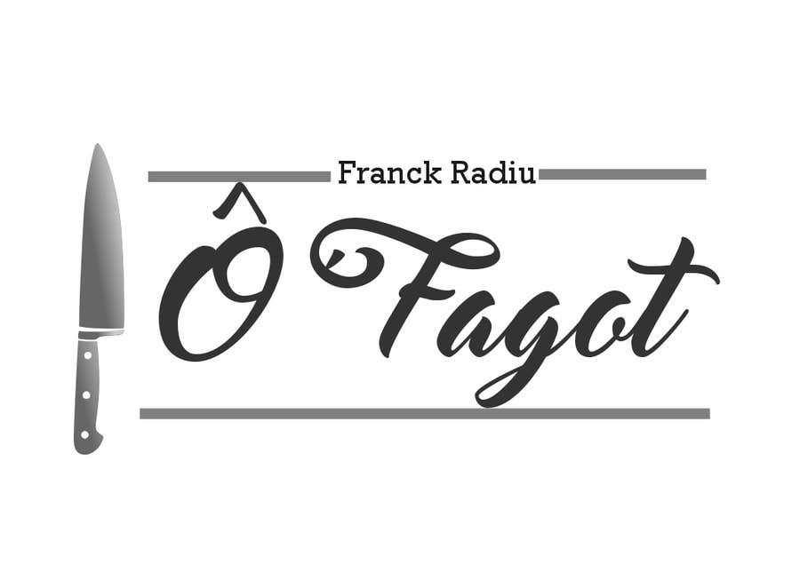 Proposition n°8 du concours Concevez un logo pour un restaurant