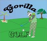 Logo Design for www.gorillagolf.com.au için Graphic Design32 No.lu Yarışma Girdisi