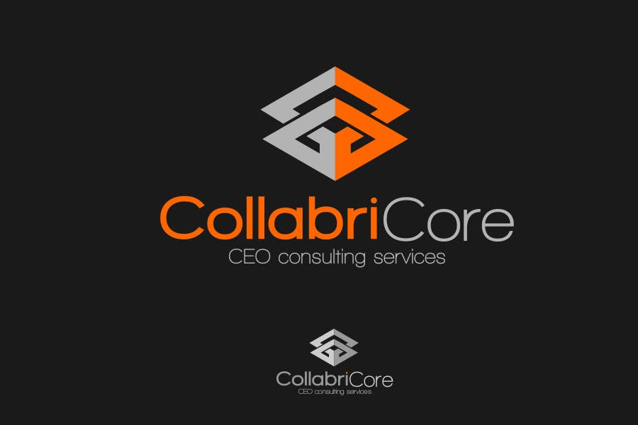 Consultancy Service Company : Logo design for collabricore it strategy consulting