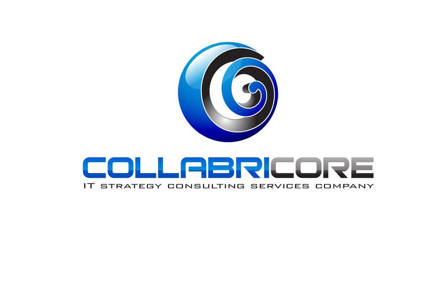 Logo design for collabricore it strategy consulting for Design consulting services