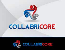 #155 untuk Logo Design for Collabricore - IT strategy consulting services company oleh foxxed