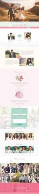 Design a Wedding Website Layout