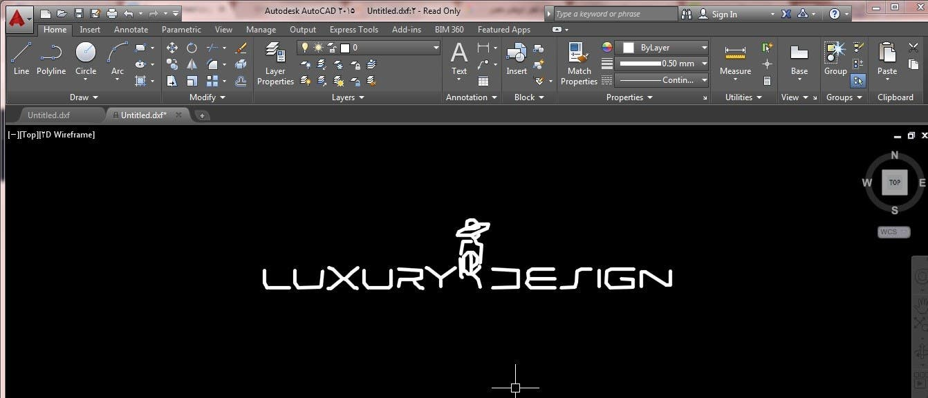 Entry 8 By Ahmedashoor For Draw Attached Logo In Autocad Freelancer