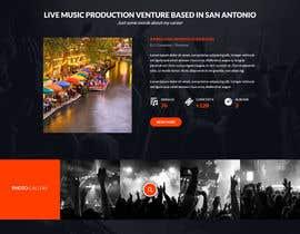 #2 for Design a Website Mockup by mazcrwe7