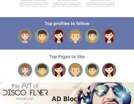 #3 for Design a Website Mockup by suhailsiddique