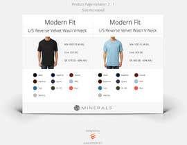 #11 para 2 Catalog Pages Redesign / Improve Existing Layout (Design using Vector) por eleopardstudios