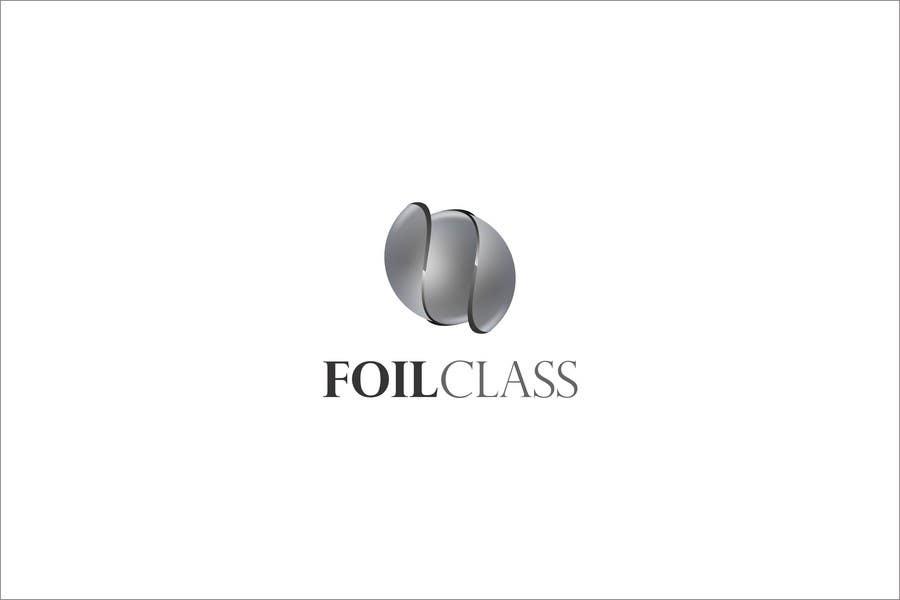 Конкурсная заявка №284 для Logo Design for FoilClass - High-end/luxury