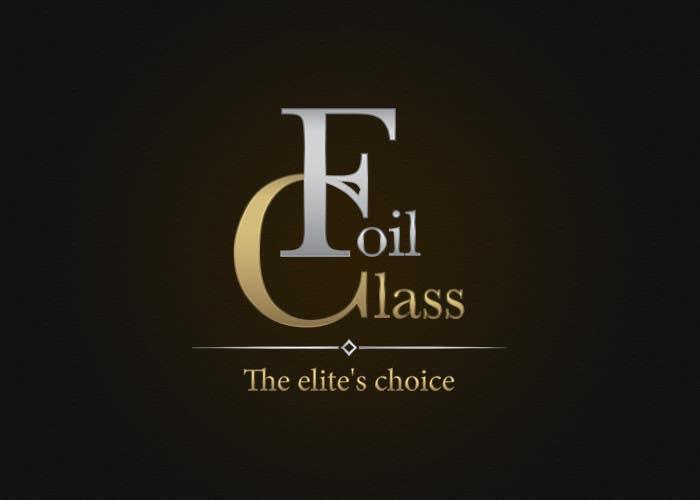 Конкурсная заявка №468 для Logo Design for FoilClass - High-end/luxury