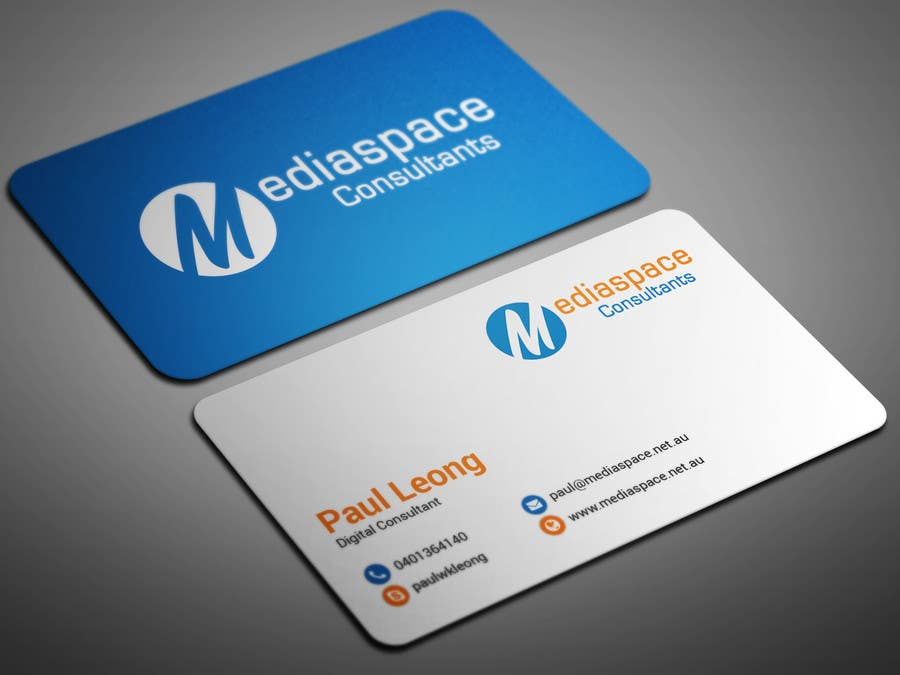 Entry 10 by smartghart for business card design for web for Freelance business cards