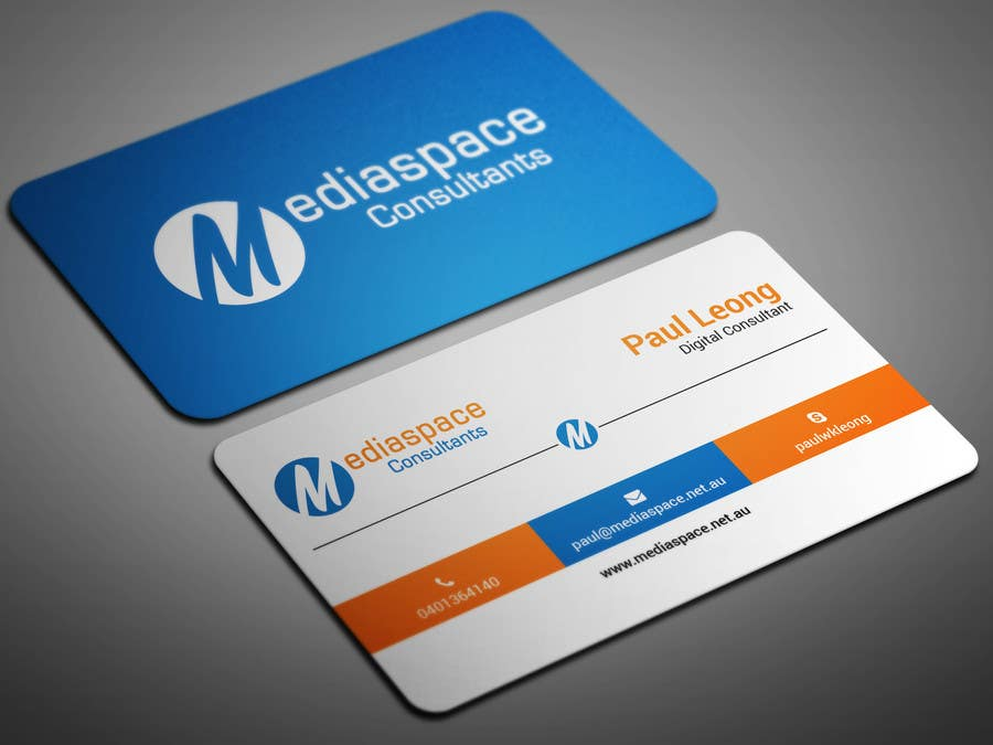 Entry #13 by smartghart for Business Card Design For Web Design ...
