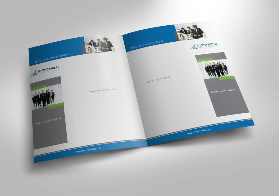 Entry #20 by stylishwork for Design Templates for a Brochure ...