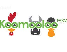 #14 para Logo Design for Koomooloo farm por focused