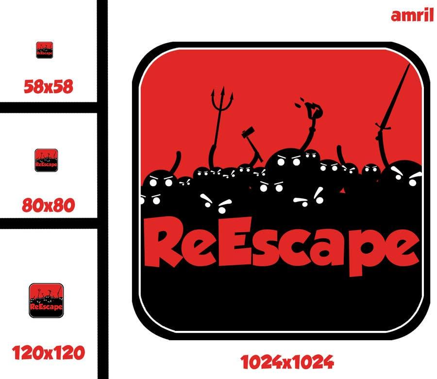Inscrição nº                                         5                                      do Concurso para                                         Design a Logo/Icon for a new iPhone Game