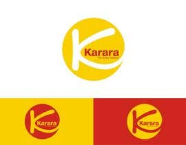 #200 untuk Logo Design for KARARA The Indian Takeout oleh vidyag1985