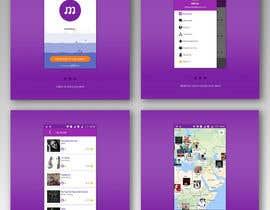 #24 for Design screenshots (images) for an Android app af SupertrampDesign