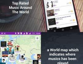 #25 for Design screenshots (images) for an Android app af SupertrampDesign