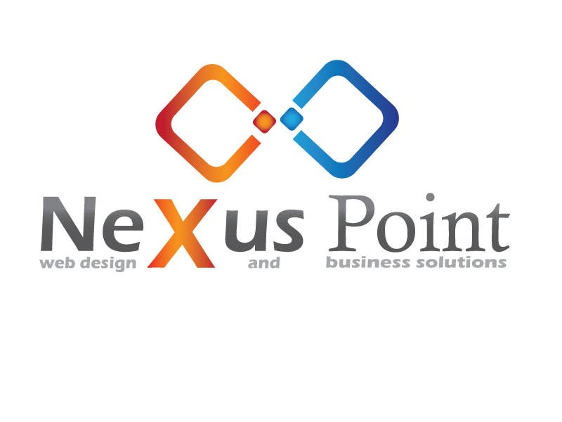 Kilpailutyö #                                        76                                      kilpailussa                                         Logo Design for Nexus Point Ltd