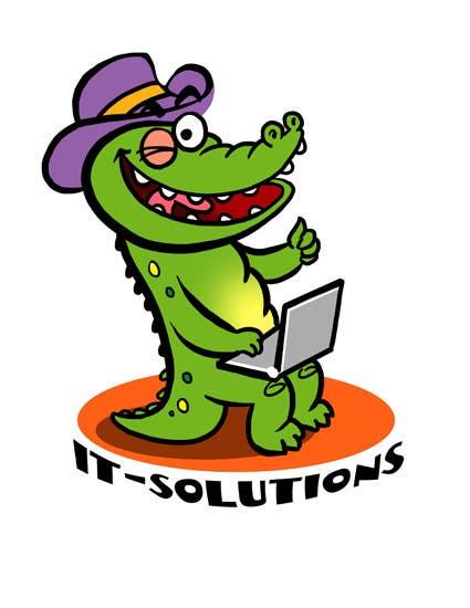 Inscrição nº                                         14                                      do Concurso para                                         Logo Design for IT-solutions company