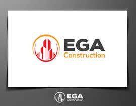 Nro 382 kilpailuun Design Logo for Construction Company käyttäjältä blueeyes00099