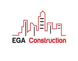 Nro 379 kilpailuun Design Logo for Construction Company käyttäjältä Junaidy88