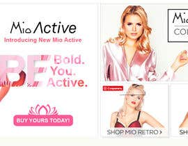 #8 for Design Website Banners for Women's Lingerie Website www.miodestino.com af samadhi14