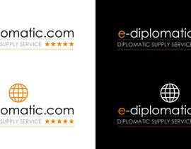 #168 for Logo Design for online duty free diplomatic shop af edsdanny