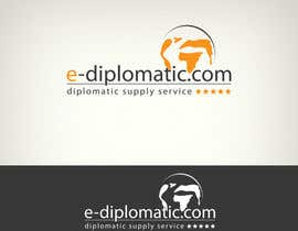 #227 for Logo Design for online duty free diplomatic shop by palelod