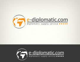 nº 13 pour Logo Design for online duty free diplomatic shop par palelod