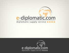 #229 for Logo Design for online duty free diplomatic shop by palelod
