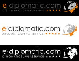 #221 for Logo Design for online duty free diplomatic shop af winarto2012