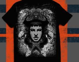 #22 cho Medusa T-Shirt Design bởi DimitrisB