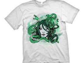 #26 cho Medusa T-Shirt Design bởi takackrist