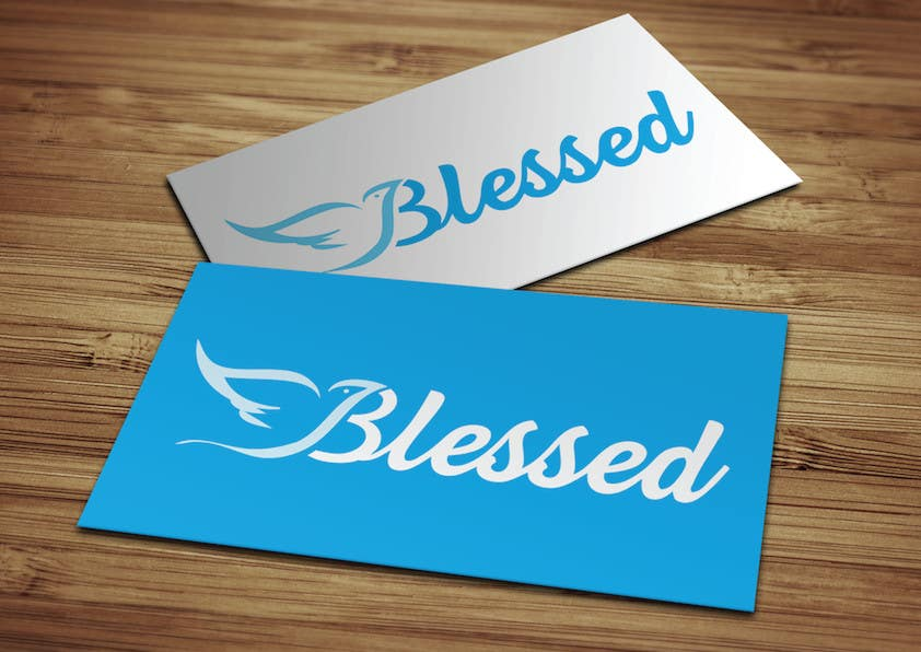 Bài tham dự cuộc thi #                                        249                                      cho                                         Design a Beautiful Logo For the Word: BLESSED