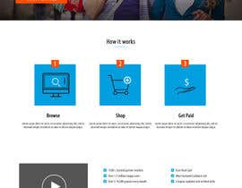 #32 for Design a Website Mockup af monmohon
