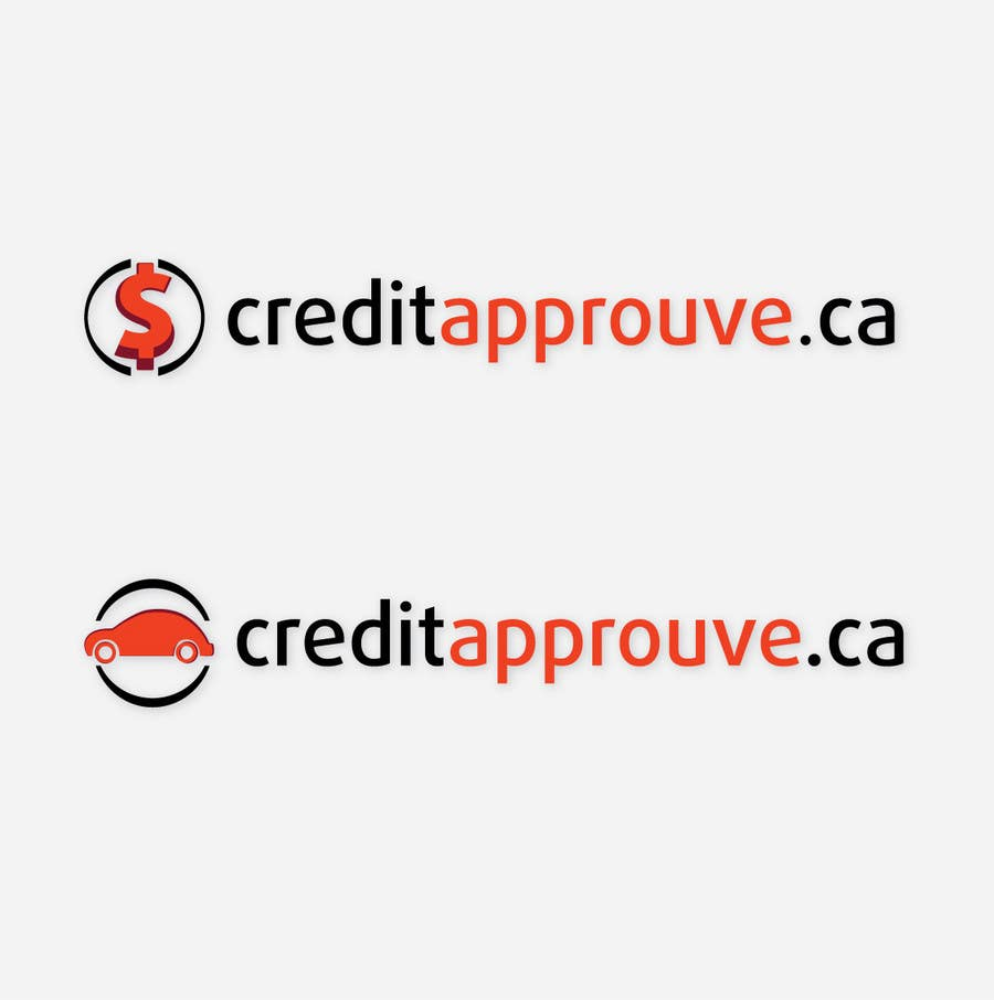 #107 for Logo Design for Credit approuve .ca by Ollive
