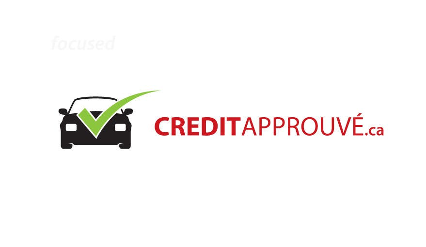 #22 for Logo Design for Credit approuve .ca by focused