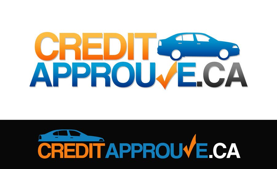 #103 for Logo Design for Credit approuve .ca by Jevangood