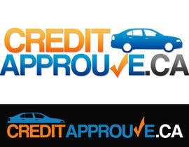 #103 cho Logo Design for Credit approuve .ca bởi Jevangood