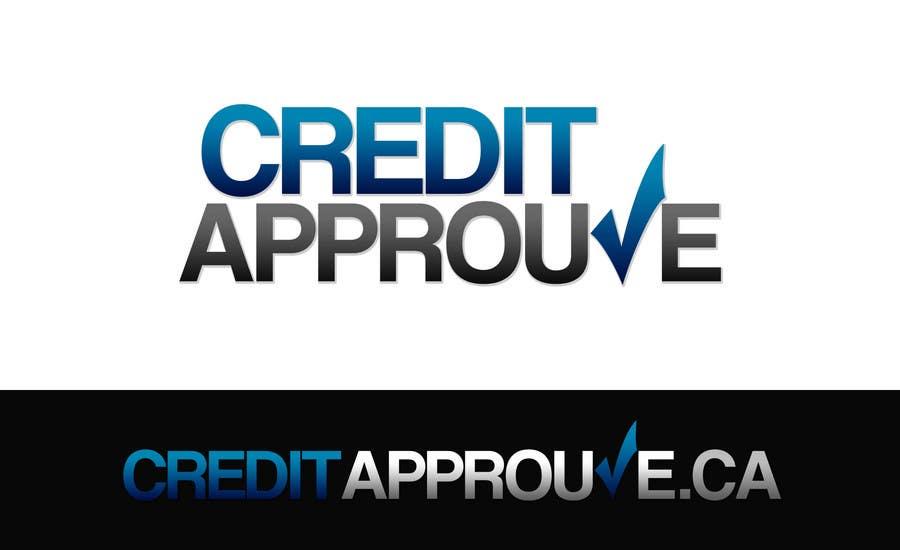 Конкурсная заявка №39 для Logo Design for Credit approuve .ca