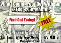 Graphic Design Inscrição do Concurso Nº1 para Banner Ad Design for Moneywise.com