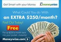 Graphic Design Inscrição do Concurso Nº66 para Banner Ad Design for Moneywise.com