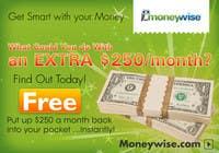Graphic Design Inscrição do Concurso Nº78 para Banner Ad Design for Moneywise.com