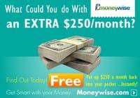 Graphic Design Inscrição do Concurso Nº67 para Banner Ad Design for Moneywise.com